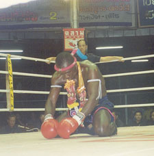 muay thai fight traditions
